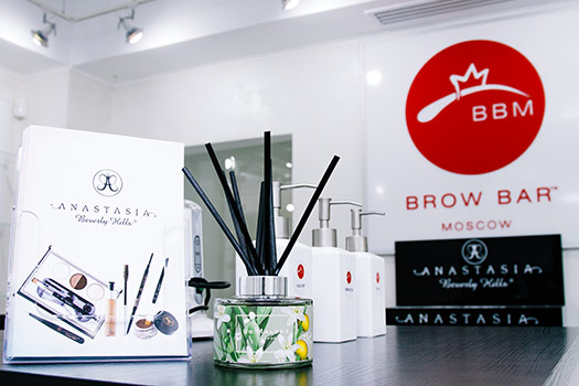 Moscow — Brow Bar